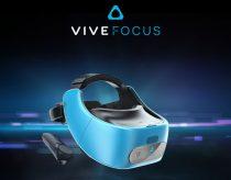 HTC、PC不要のスタンドアロン型VR「Vive Focus」は完全ワイヤレスを実現!