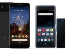 約5万円のスマホ「Pixel 3a」「Xperia ace」を比較!SIMフリー/格安SIM(MVNO)でコスパ高め