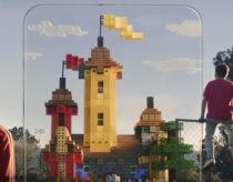 マインクラフトのARゲーム「Minecraft Earth」発表!現実世界でクラフトが可能
