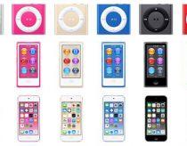 ついに本日第6世代となる iPod touch を発表、そして発売!!